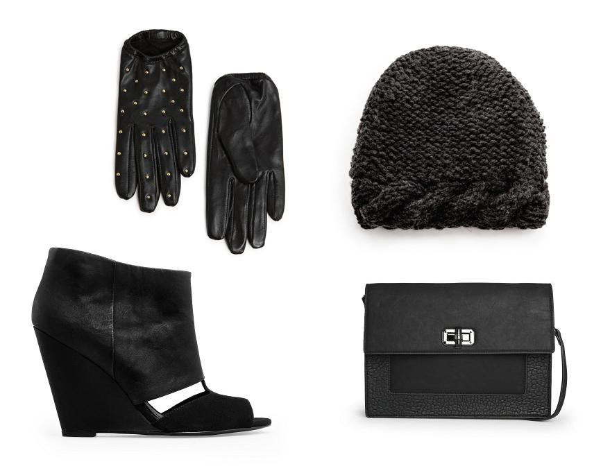 Accessoires für den Winter 2013/14