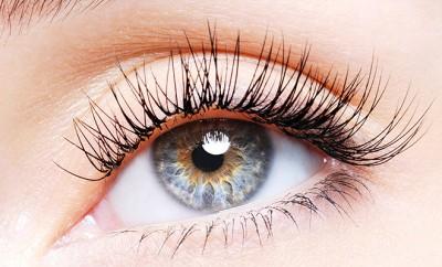 Schöne und lange Wimpern