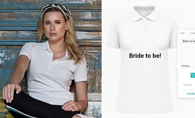 T-Shirts individuell gestalten