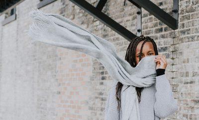 Warm und schick: Angesagte Schals für den Winter 2018