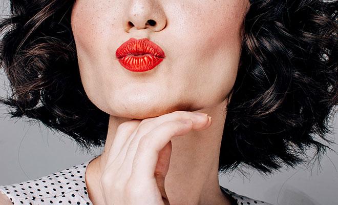 Alles über Lippenstift-Trends 2019