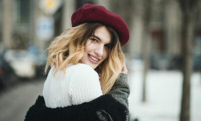 Diese Stoffe halten im Herbst und Winter am besten warm